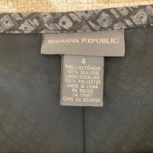 Banana Republic Skirts - ✴️4/$15 BR 4 silk maxi skirt